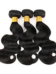 Недорогие -1 пачка 100% выдвижение человеческих волос естественный цвет волос перуанский высокое качество 40g