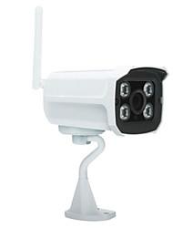 1.0Mp sem fio wi-fi hd 720p Câmara IP ONVIF outdoor p2p segurança visão noturna