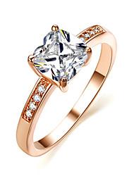 baratos -Maxi anel Cristal imitação de diamante Liga Moda Prata Dourado Jóias Casamento Festa 1peça