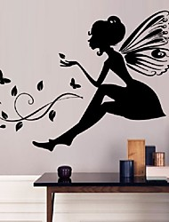 cheap -Hot Style Fine Engraving Beautiful Faery Foreign Trade New Wall Post Wholesale Custom Sitting Room The Bedroom Wall