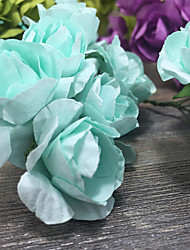 cheap -Wedding Material Eco-friendly Material Wedding Decorations Garden Theme / Classic Theme Spring, Fall, Winter, Summer
