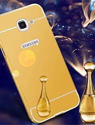economico -Custodia Per Samsung Galaxy Samsung Galaxy Custodia Placcato / A specchio Per retro Tinta unita Acrilico per A7(2016) / A5(2016) / A3(2016)