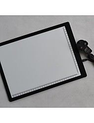 BaseKey A4 Ultra Thin LED Tracing Pad Tattoo Light Box Stencil Board Lightbox