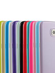 economico -Per Samsung Galaxy S7 Edge Fantasia/disegno Custodia Custodia posteriore Custodia Tinta unita TPU Samsung S7 edge / S7