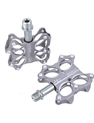 baratos -Pedais BMX / Bicicleta  Roda-Fixa / Bicicleta De Montanha / BTT AV - Velocidade Média Cr-Mo / Alumínio 6061 - A Pair Prata / Cinzento / Vermelho