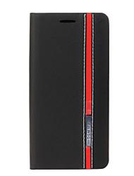 economico -Custodia Per Samsung Galaxy Samsung Galaxy Custodia Porta-carte di credito / Con supporto / Con chiusura magnetica Integrale Geometrica pelle sintetica per A7(2016) / A5(2016) / A3(2016)