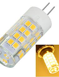 abordables -500-600 lm G4 Luces LED de Doble Pin Luces Empotradas 51 leds SMD 2835 Decorativa Blanco Cálido Blanco Fresco AC 220-240V