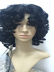 cheap -Reasonable In Price Synthetic Wigs Extensions Black Color Women Lady  Wig