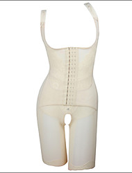 Shaperdiva Women's Spandex Sexy Slip Bodysuits with Straps Shapewear
