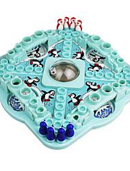 baratos -Jogos de Tabuleiro Jogo de Xadrez Brinquedos Extra Grande Plástico 1 Peças Dom