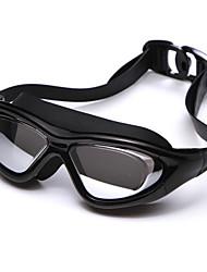 YUKE плавательные очки Жен. / Муж. / УниверсальныеПротиво-туманное покрытие / Водонепроницаемый / Регулируемый размер / УФ-защита /