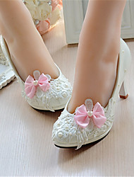 Women's Wedding Shoes Heels Heels Wedding White