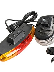 Bike Lights / Front Bike Light / Rear Bike Light - Cycling Waterproof Other 200 Lumens Battery Cycling/Bike-Lights