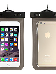 Waterproof Case Universal Great for iPhone 7 6s 6 Plus Samsung Huawei and Other Mobile Phones