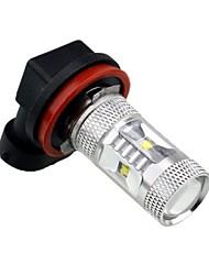 Недорогие -H11 Для кроссовера / Для автоматического транспортера / Для трактора Лампы 30 W Cree 2820 lm 6 Противотуманные фары / Фары дневного света / Налобный фонарь Назначение