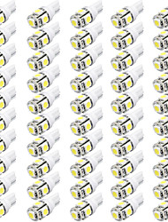 cheap -Camry Corolla Elantra 12V 2.5W 50505SMD LED Car Reading Lamp, Car Width Lamp, Car LED License Lamp 50PCS per Bag