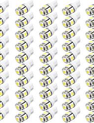 abordables -T10 Automatique Ampoules électriques 2.5W SMD 5050 234lm 5 Clignotants For Universel