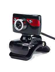 12M 2.0 2 LED HD Webcam Camera Web Cam Digital Video Web camera with MIC for Computer PC Laptop