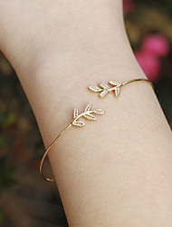 Bracelet/Cuff Bracelets Alloy Daily / Casual Jewelry  Gold / Silver,1pc Christmas Gifts