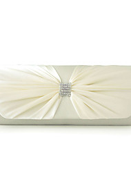 cheap -Women's Bags Satin Evening Bag Bowknot Beige / Wedding Bags / Wedding Bags