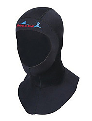 Dive&Sail Men's Women's Unisex 3mm Diving Hoods Thermal / Warm Ultraviolet Resistant Neoprene Diving Suit Hat Diving Suits-Swimming