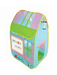 Недорогие -дети играют игрушка игра-головоломка с раннего детства развлечения палатка дом письма выстрел
