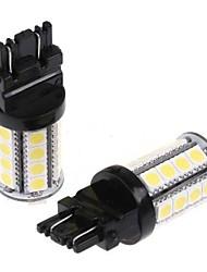 2pcs MAGOTAN lâmpada especial cauda do carro levou luz de nevoeiro 3157 15w 5050 30smd levou bakc carro freio lâmpada do carro lâmpada
