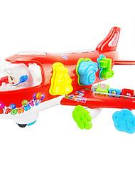 Недорогие -строительные блоки из пластика для детей старше 3 модели& игрушка Buliding