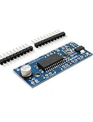 easydriver V4.4 шагового водитель борту двигатель для Arduino (работает с официальными плат Arduino)