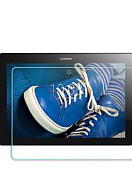 abordables -Protector de pantalla Lenovo para Lenovo Tab3 10 Vidrio Templado 1 pieza Protector de Pantalla Frontal A prueba de explosión Borde