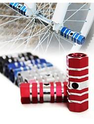 economico -Pedali Ciclismo ricreativo Ciclismo / Bicicletta Bicicletta a scatto fisso BMX Bici da strada Mountain bike Ompermeabile Alluminio - 2