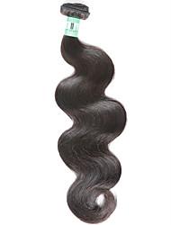 Human Hair vævninger Brasiliansk hår Krop Bølge 1 Stykke hår vævninger