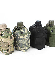 1 L Hydration Pack & Water Bladder Camping & Hiking / Outdoor Multifunctional (Water Bottle +Lunch Box) Random Color