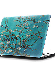 "Case for Macbook Air 11.6""/13.3"" Flower Plastic Material Colored Drawing~27 Style Flat Shell"