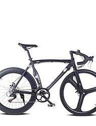 Комфорт велосипеды Дорожные велосипеды Велоспорт 14 Скорость 26 дюймы/700CC SHIMANO TX30 BB5 Дисковый тормоз Без амортизации Без