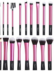 billige -22pcs Make-up pensler Professionel Brush Sets Syntetisk Hår Klassisk / Mellem Børste / Lille Børste