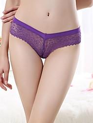 cheap -Women's Sexy Lace Panty G-strings & Thongs Underwear T-back Women's Lingerie