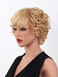 Устойчив новая короткая блондинка смесь фигурная тепла женщин 15 цветов на выбор