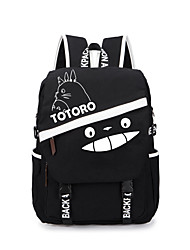 Bag Inspired by My Neighbor Totoro Cat Anime Cosplay Accessories Bag Backpack Canvas Male Female