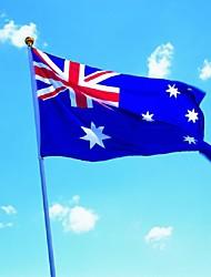 90x150cm grande de poliéster bandeira de austrália o aussie decoração lar nacional bandeira