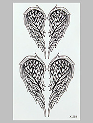 cheap -Fashion Tattoo Angel's Wings Waterproof Tattoo Stickers