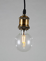 cheap -CXYlight Pendant Light Ambient Light - Mini Style, Vintage, 110-120V 220-240V Bulb Not Included