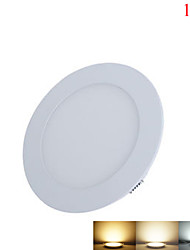 economico -ha condotto le luci del pannello 90pcs smd 2835 1650-1700lm bianco caldo bianco bianco freddo bianco 2800-6500k decorativo dc 24v