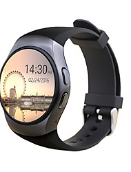 cheap -Kimlink KW18 Smart Watches, Bluetooth 4.0/Heart Rate Monitor/Activity Tracker/Hands-free Calls/Camera Control
