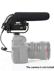 Boya BY-VM190 Professional Directional Video Condenser Shotgun Microphone for Canon Sony Nikon DSLR Camera Camcorder DV