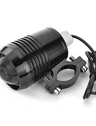 cheap -exLED 10W White Electric/Motorcycle LED Headlight 12-24V