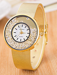 cheap -Men's Fashion Watch Wrist watch Sport Watch Dress Watch Quartz Large Dial Alloy Band Charm Multi-Colored