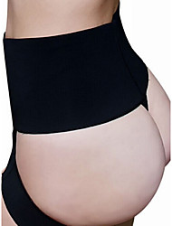 Burvogue Women's Tummy Control High Waist Butt Lifter Slimming Hollow Out Shapewear