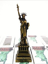 cheap -15CM New York Symbol Famous the Statue of Liberty Figurines Figure Shelf Decor Gifts