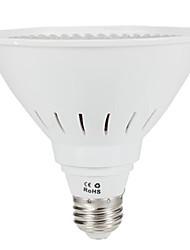 abordables -6W 500lm lm E26/E27 Cultiver des ampoules 168pcs diodes électroluminescentes LED Haute Puissance Décorative Orange Bleu Rouge 110-130V